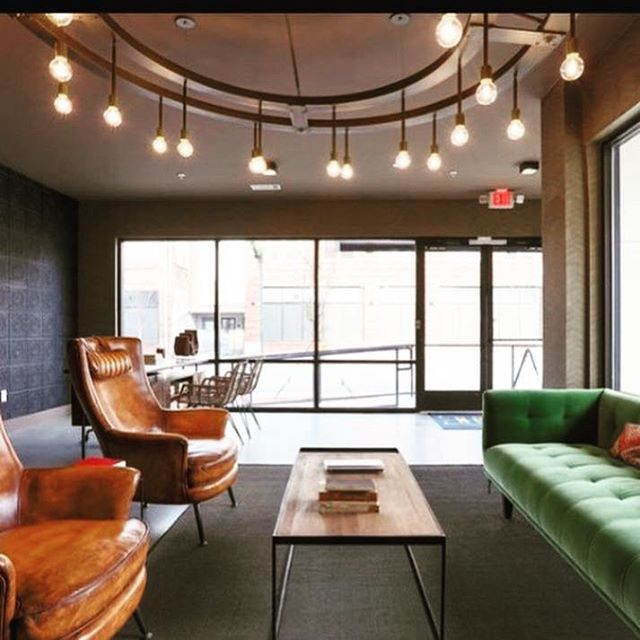 One of our favorite projects of 2018 just happened to be in one of our favorite cities ❤️#asheville  @thepattonasheville  #interiordesign