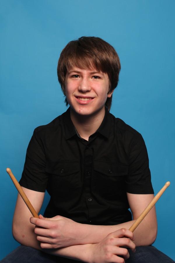 James Weidner IV – Student Drum Teacher
