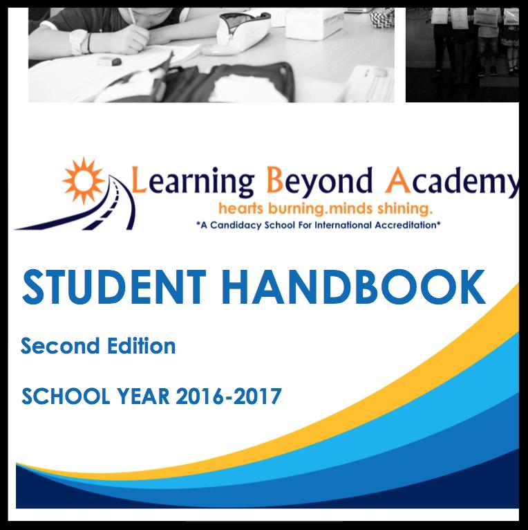 Download the Student Handbook