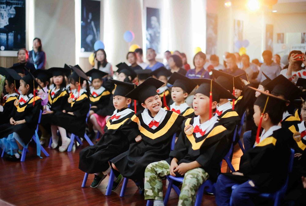 Kindergarden Graduation-2017