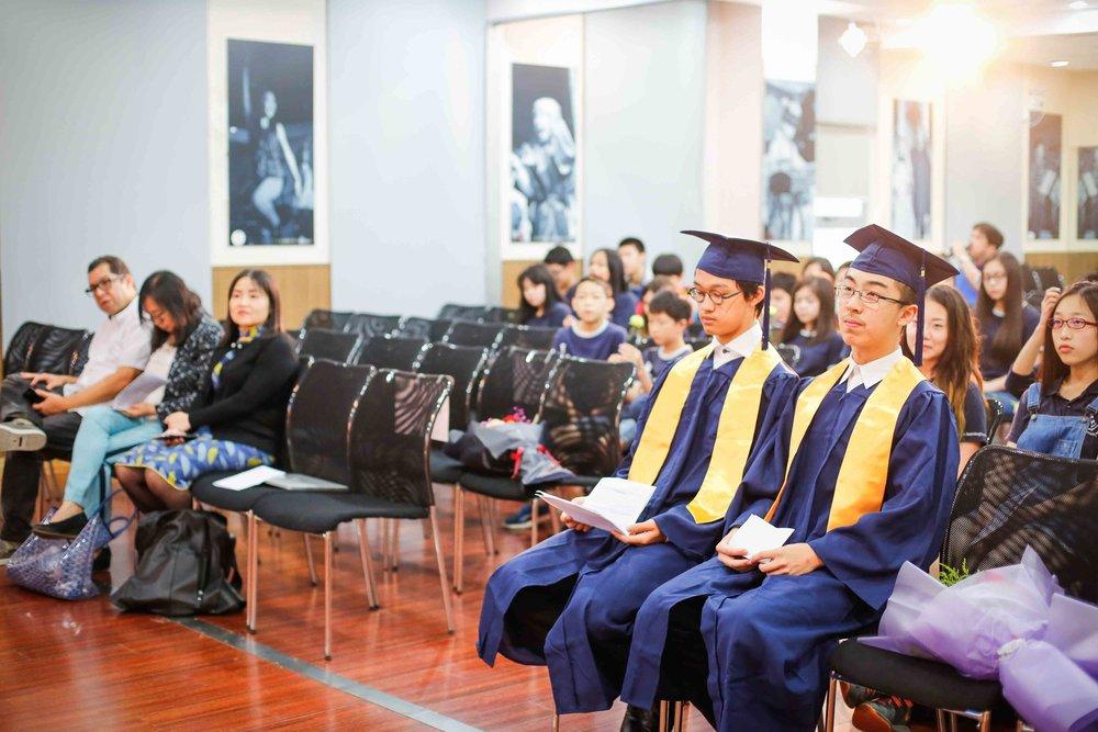 2018 Levels 9-12 Graduation