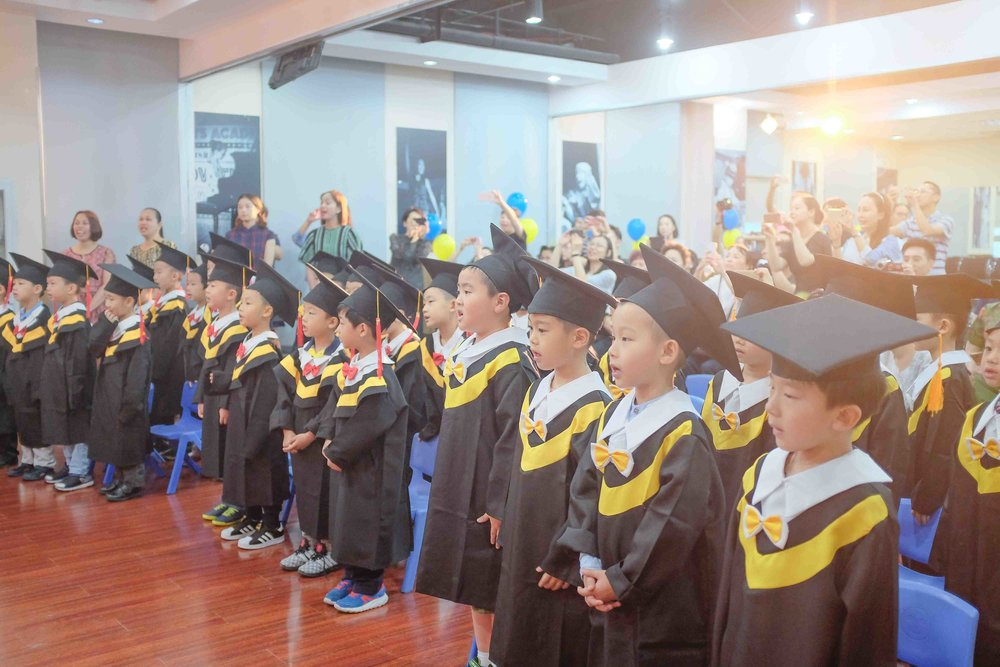 2018 Starters Graduation