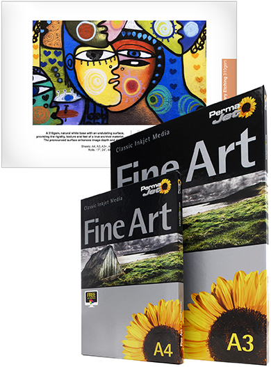 Permajet Gallery Etching 310