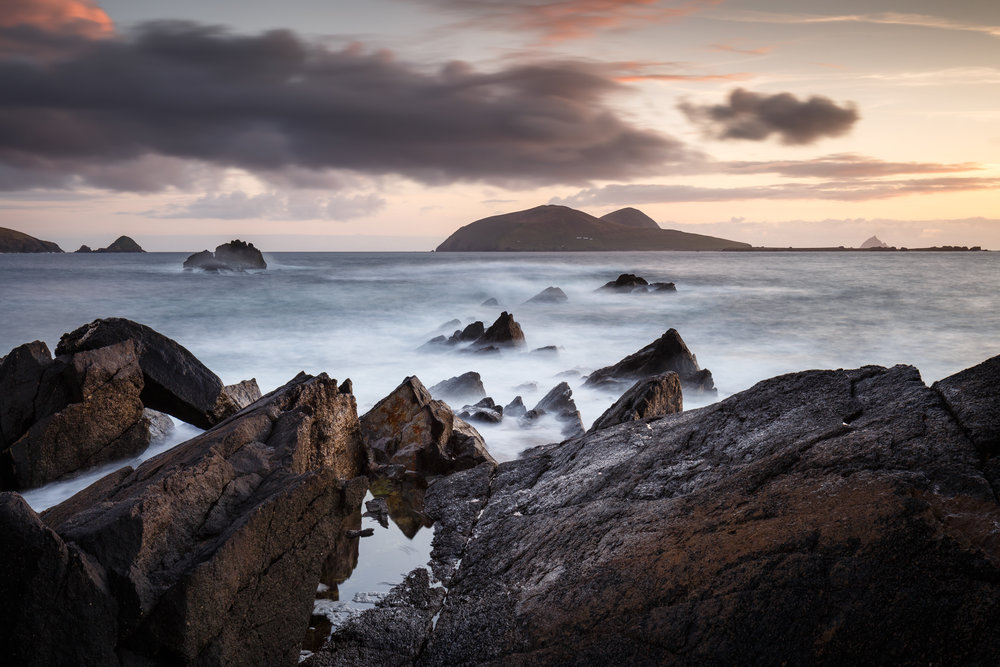 Blasket Sunset 2