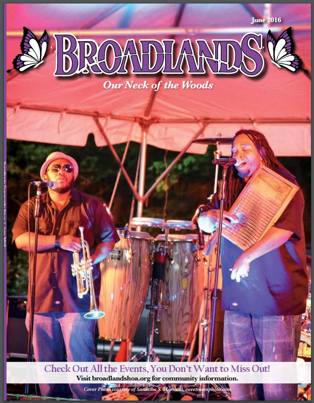 Summer Concert Series Sponsor and Official Photog for  www.broadlandslive.com