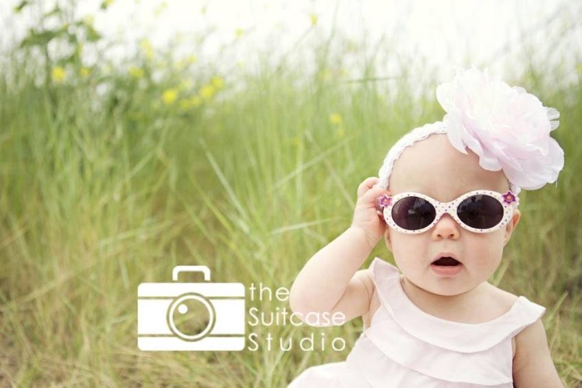 The Suitcase Studio- Children's Portrait Photographer