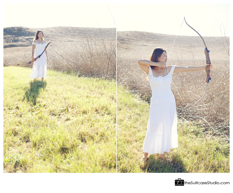 Archery in Field by The Suitcase Studio