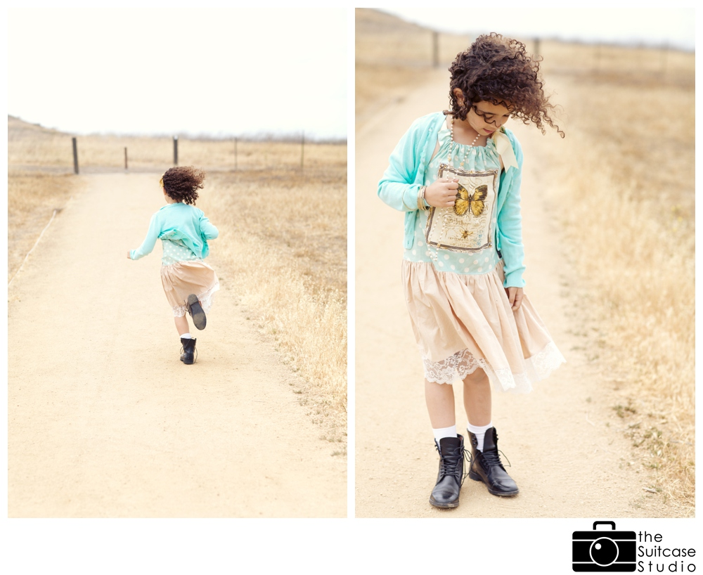 Vintage Spring Childs Portrait Session with The Suitcase Studio_0003