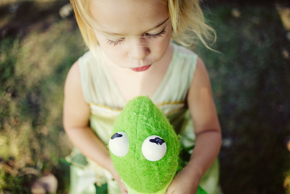 Sometimes you have to kiss a LOT of frogs before you find your prince. // Like, sometimes you have to try a LOT of things out before you find your true calling. Like photography was for me.