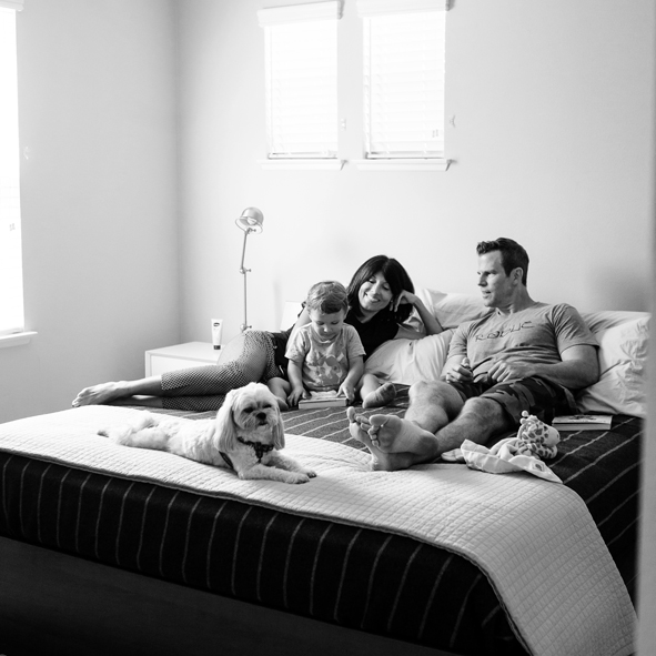 day in the life - reading books before naptime. lifestyle and documentary photography by The Suitcase Studio
