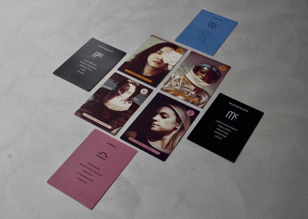 ZODI Deck Cards
