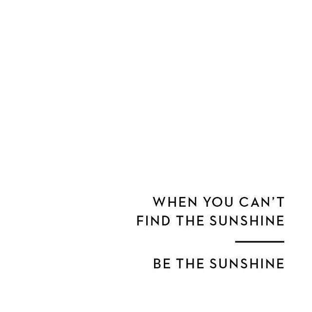 Sunday soul musings ☀️