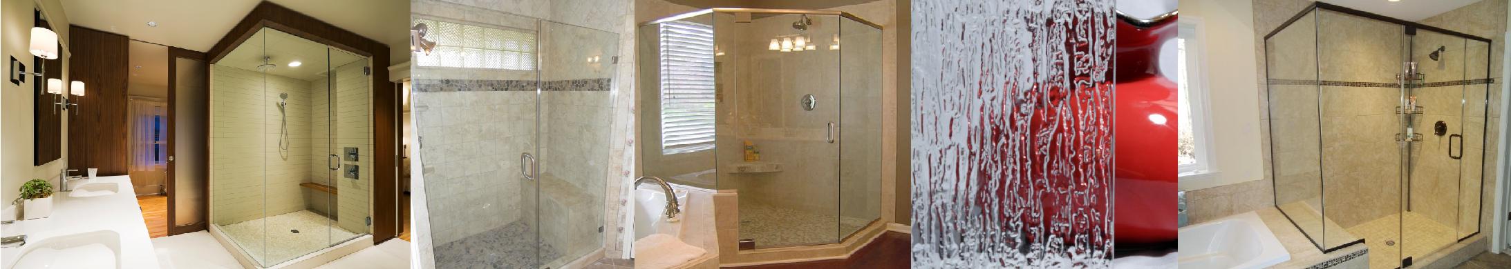 Commercial Frameless Shower Doors Allnite Glass Nashville Tn