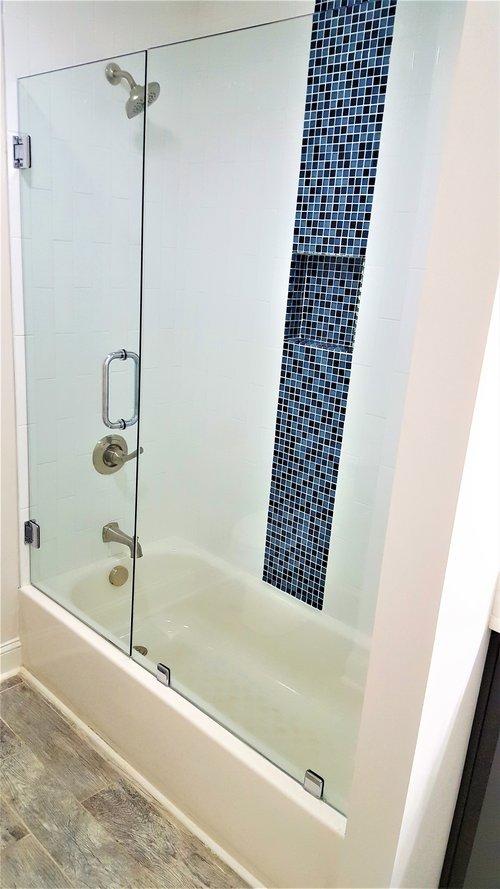 Frameless Shower Doors Allnite Glass Nashville Tn Clarksville
