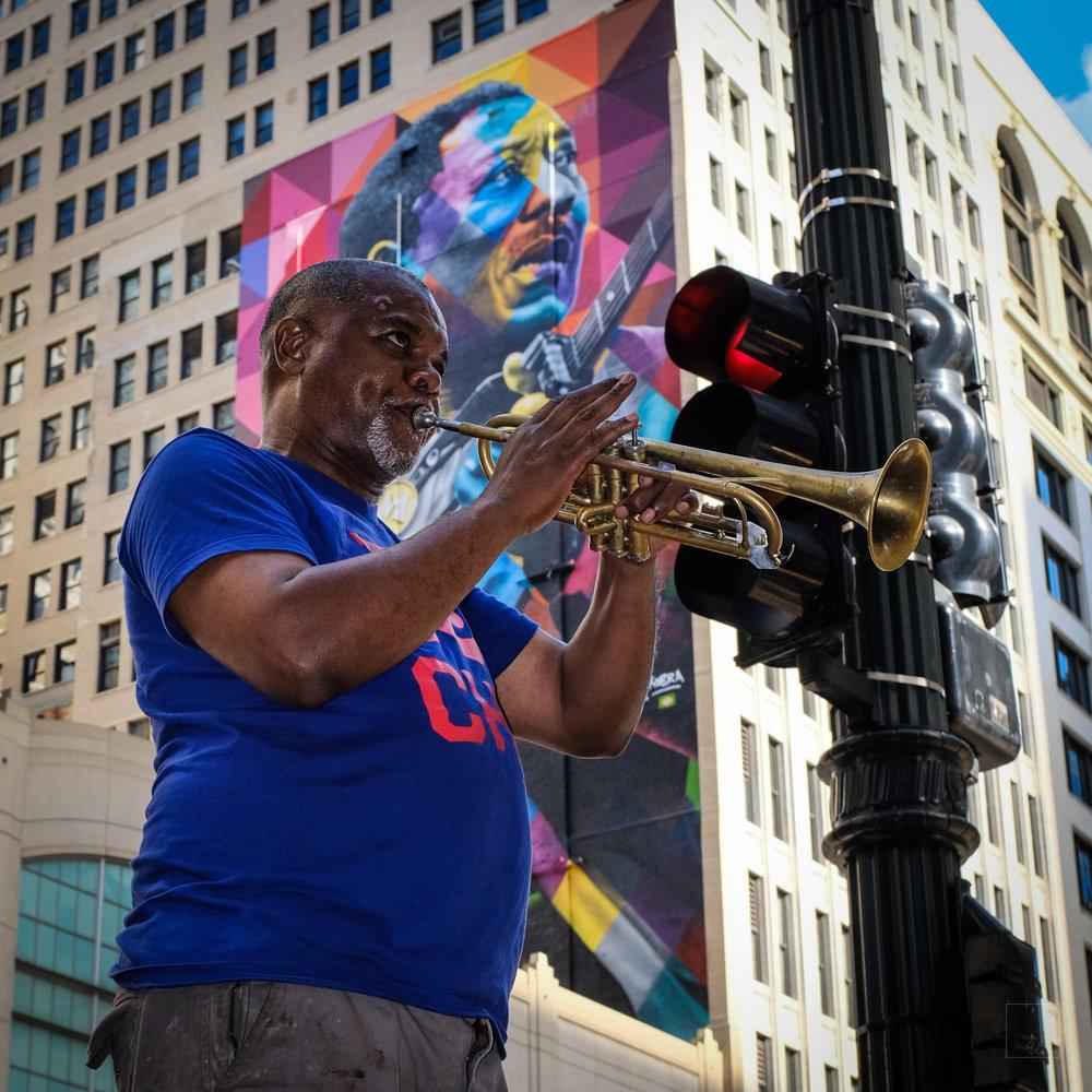 Jazz & blues in Chicago