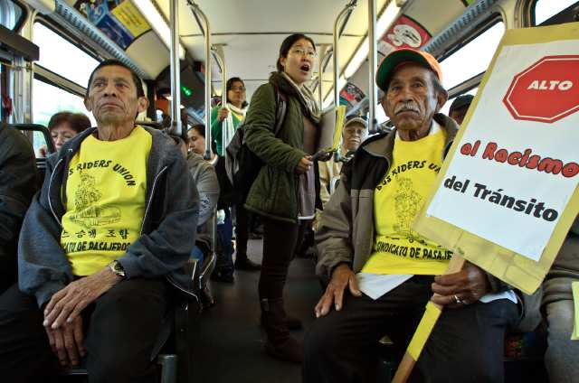 The inequities between the MTA's treatment of bus and rail were stark,
