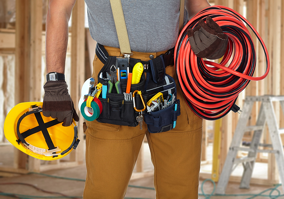 Electricians who put in 45 to 70 hours of work were told to record only 40 hours on their timesheets, according to the Department of Labor.The lawsuit alleges that Austin Electric and Thomas knowingly provided the Labor Department with the falsified records.