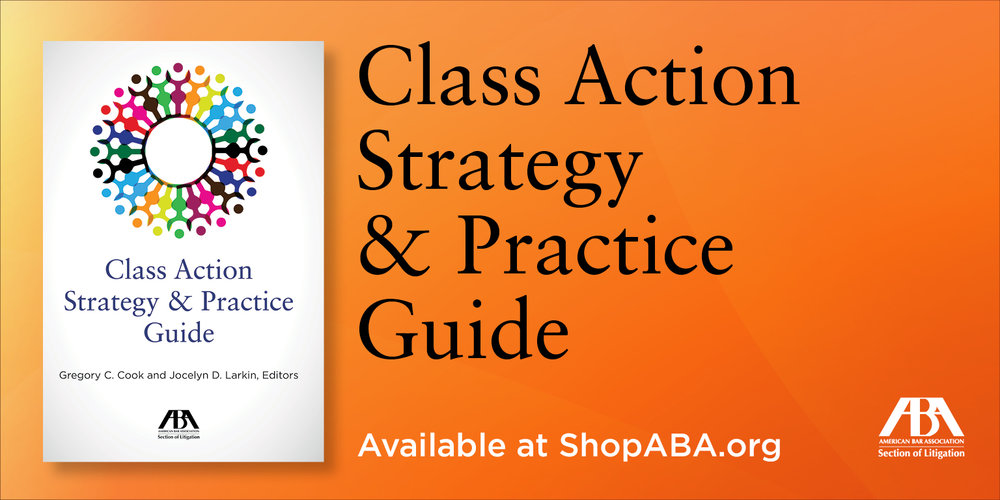 Fourteen leading class action practitioners provide practical insights into complex potential strategies.