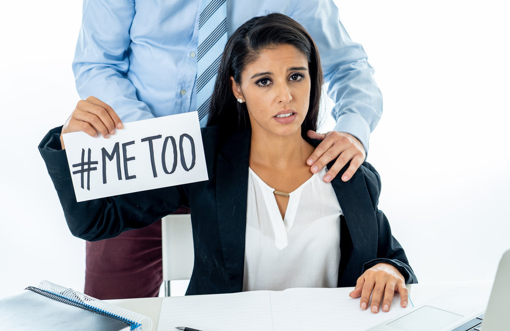 Regardless of industry or position, age or place in life, there is no immunity for workers from sexual harassment at work.