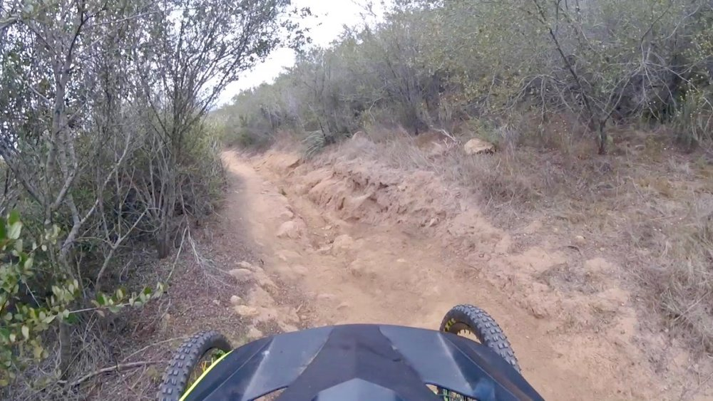 Some tricky ruts