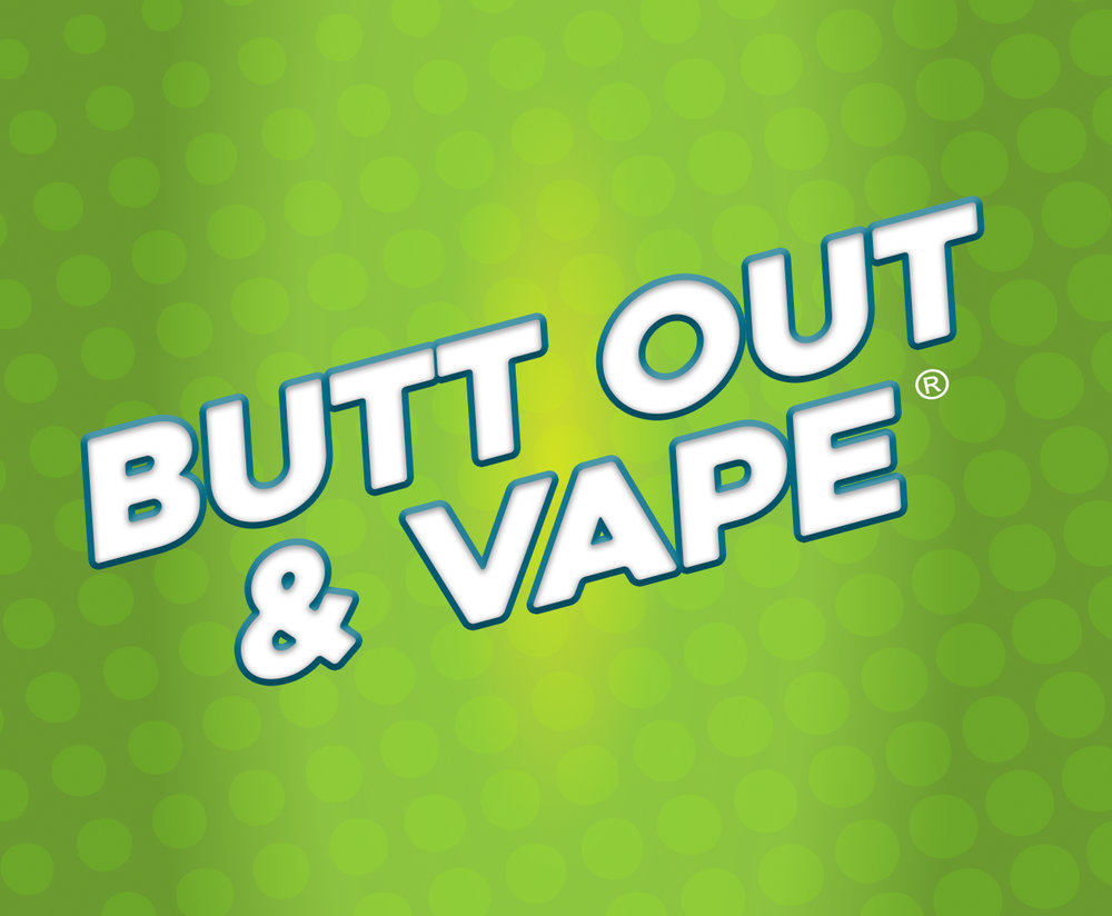 Butt Out & Vape