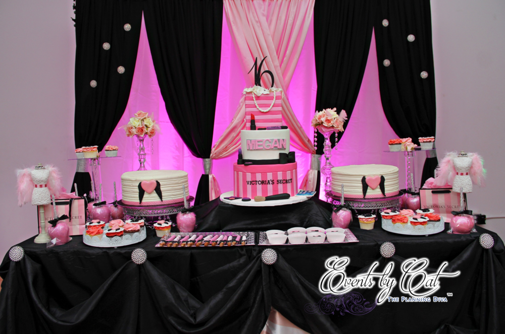 1925d76813 Events by Cat - Megan s Sweet Sixteen