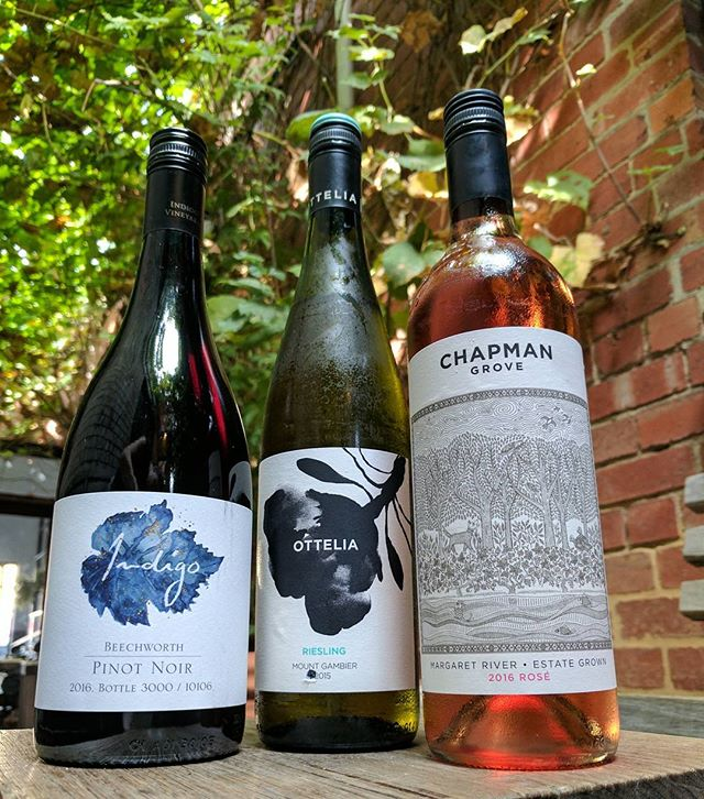 Here's three new additions to our Autumn wine list. Drink tonight, closed tmrw for public holiday. (Sorry, not sorry).