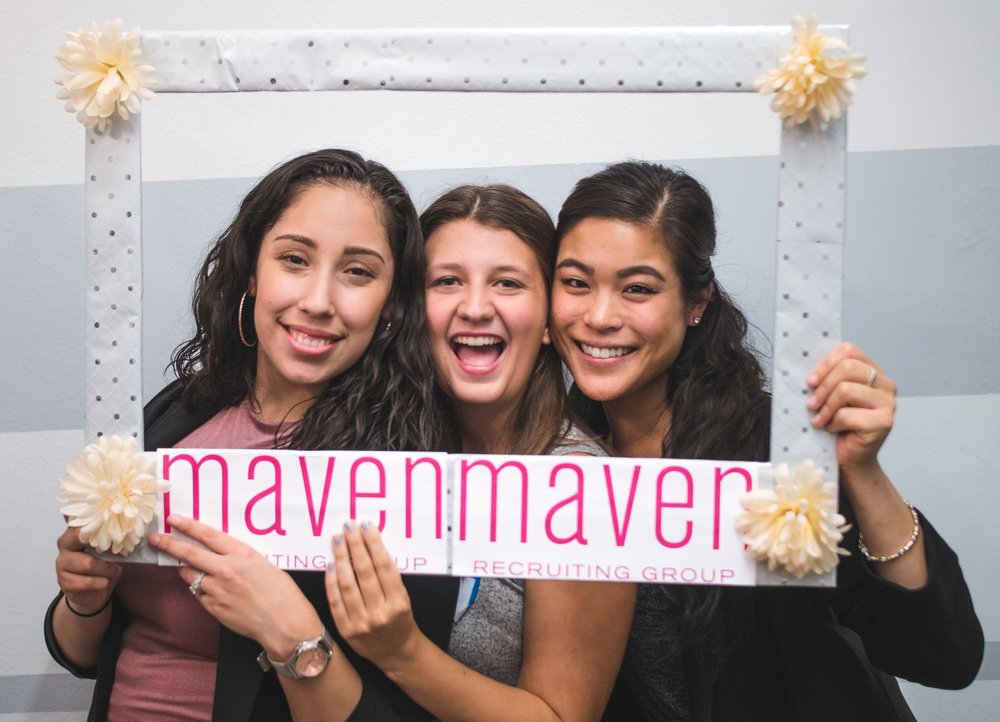 Maven Events are the best!