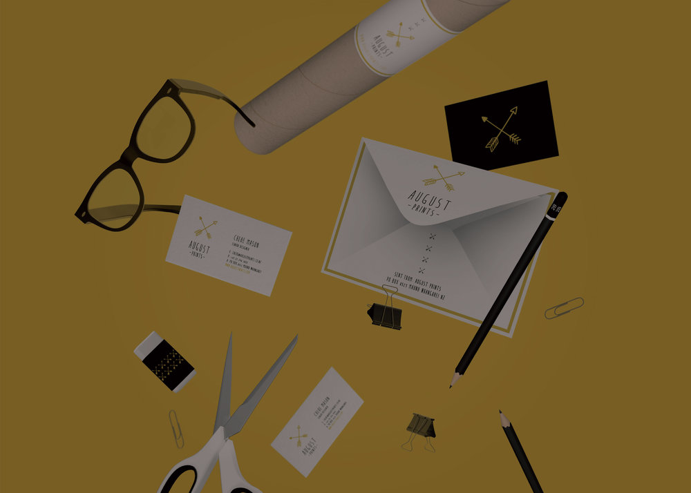 BUSINESS CARDS & STATIONERY -