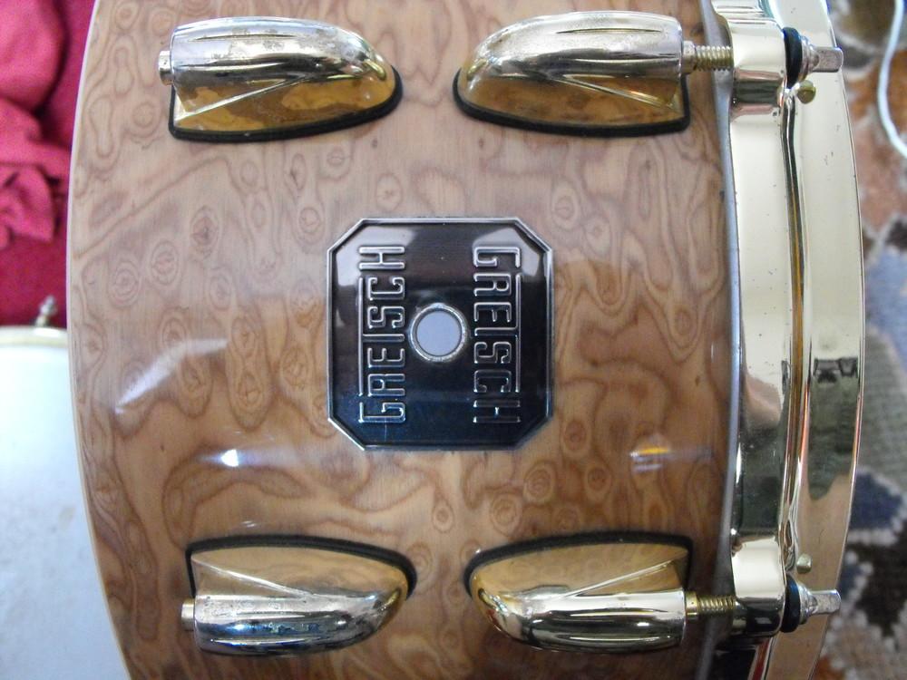 elm&gold snare