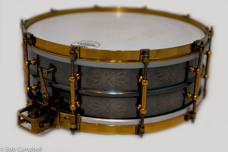 Vintage ludwig black beauty eBay