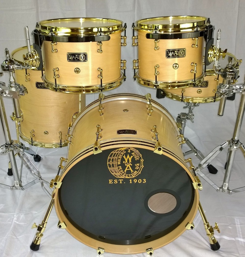 New Walberg & Auge Drums