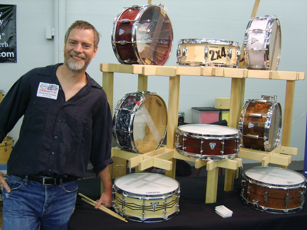 OH Drm Shw 9-19-10 Famous Drums - Joe Partridge.JPG