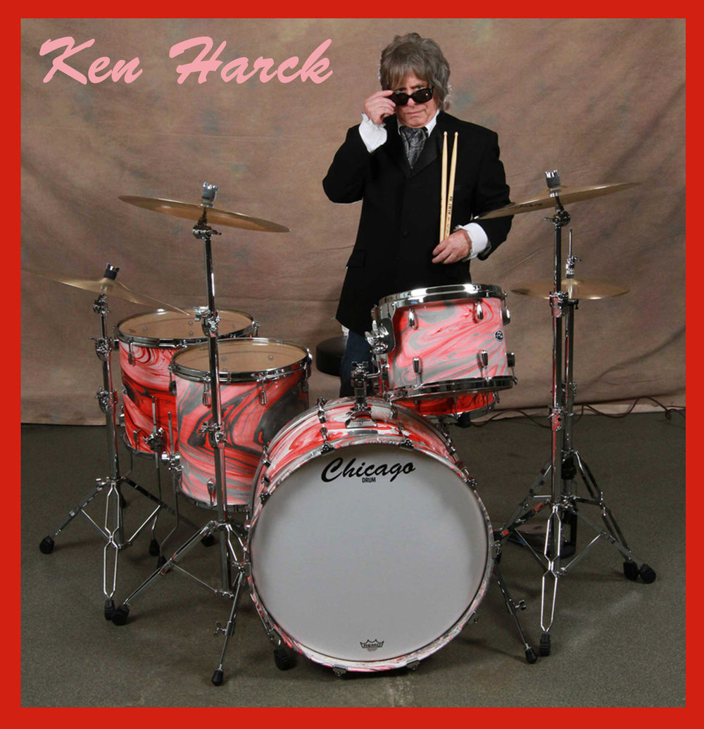 Ken Harck plays and endorses Chicago Drum instruments