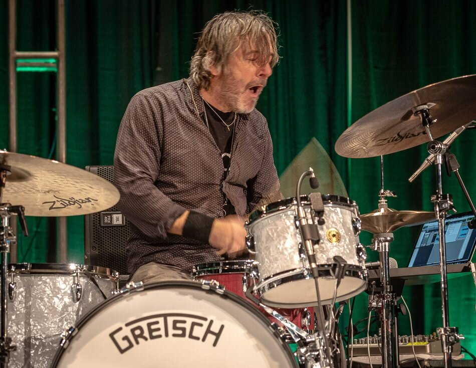 Unsung Heroes - Ash Soan — Not So Modern Drummer