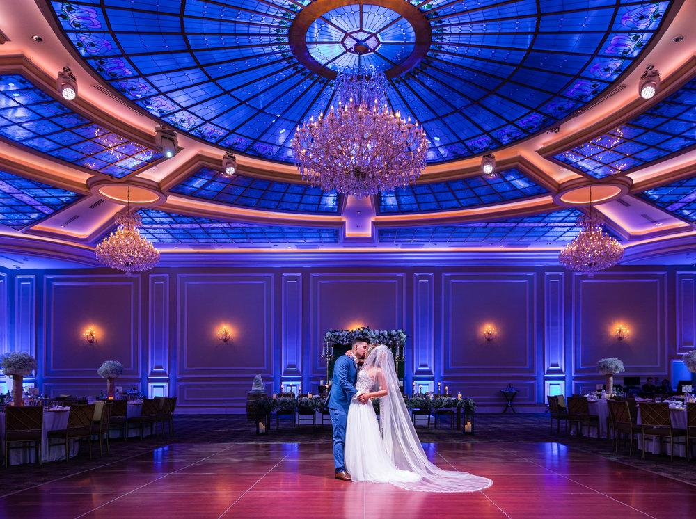 Bride + Groom LA Wedding Photography Portrait.jpg