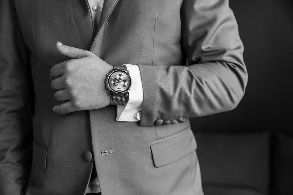 Groom LA Wedding Photography Getting Ready Portrait.jpg