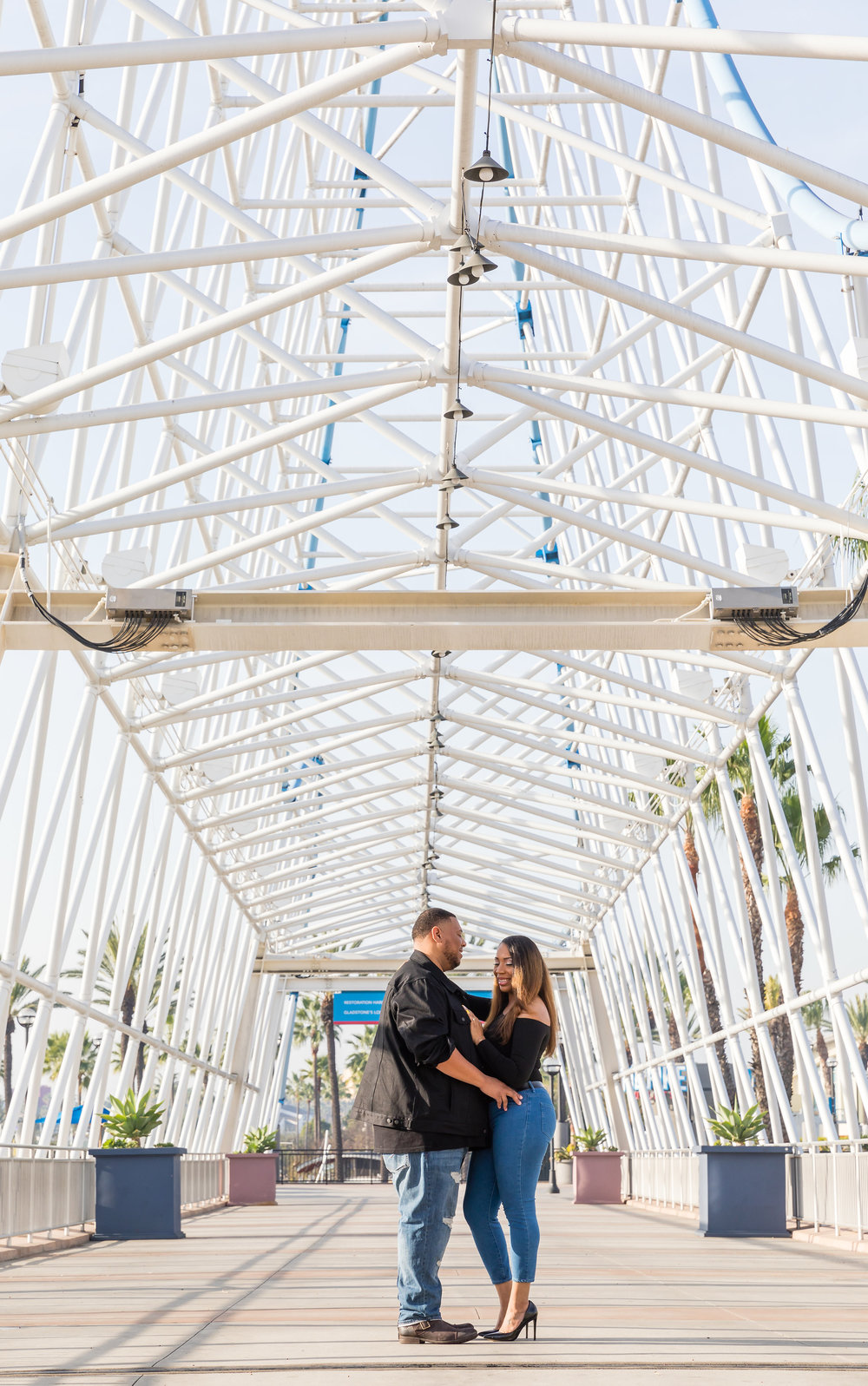 Downtown Long Beach Engagement Photo Session.jpg