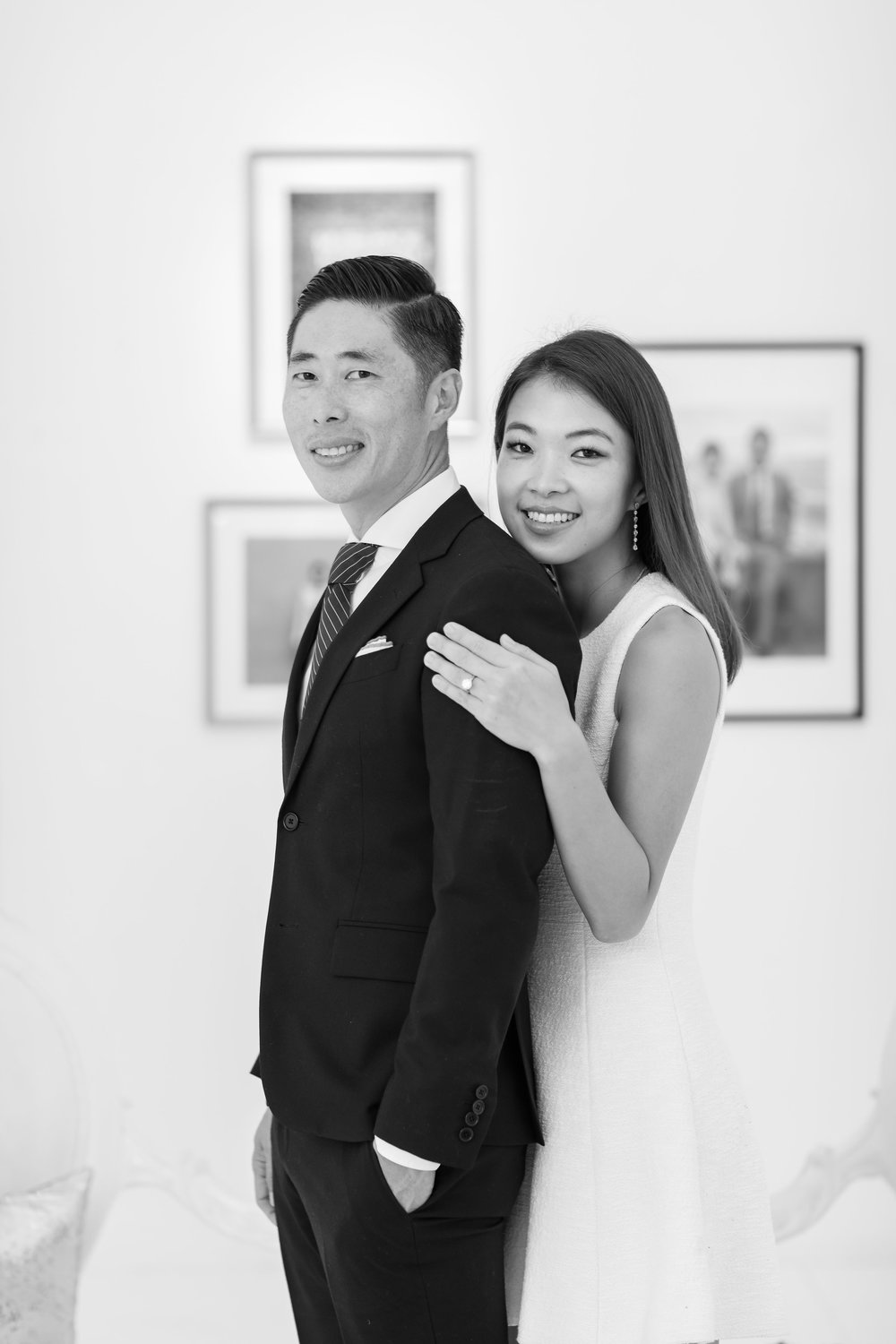 Classy Couple's Engagement Photography in LA.jpg