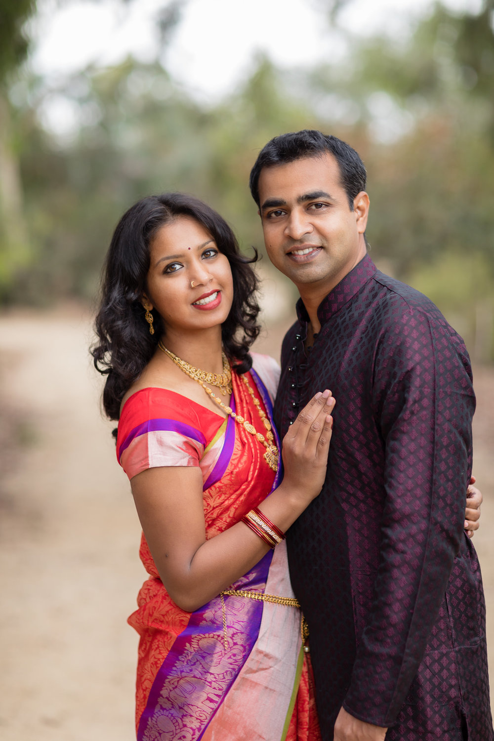 Colorful East Indian Engagement Photo Session.jpg