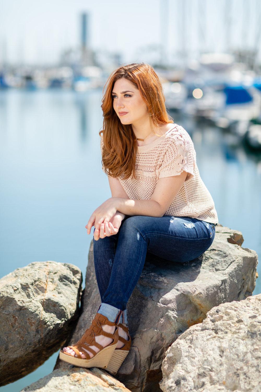 Female Social Profile Lifestyle Photo
