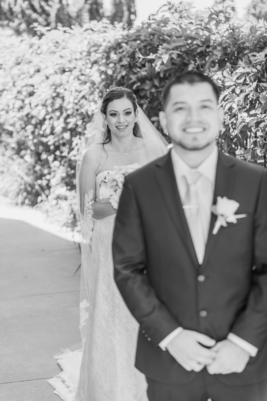 Wedding First Look in Huntington Beach.jpg