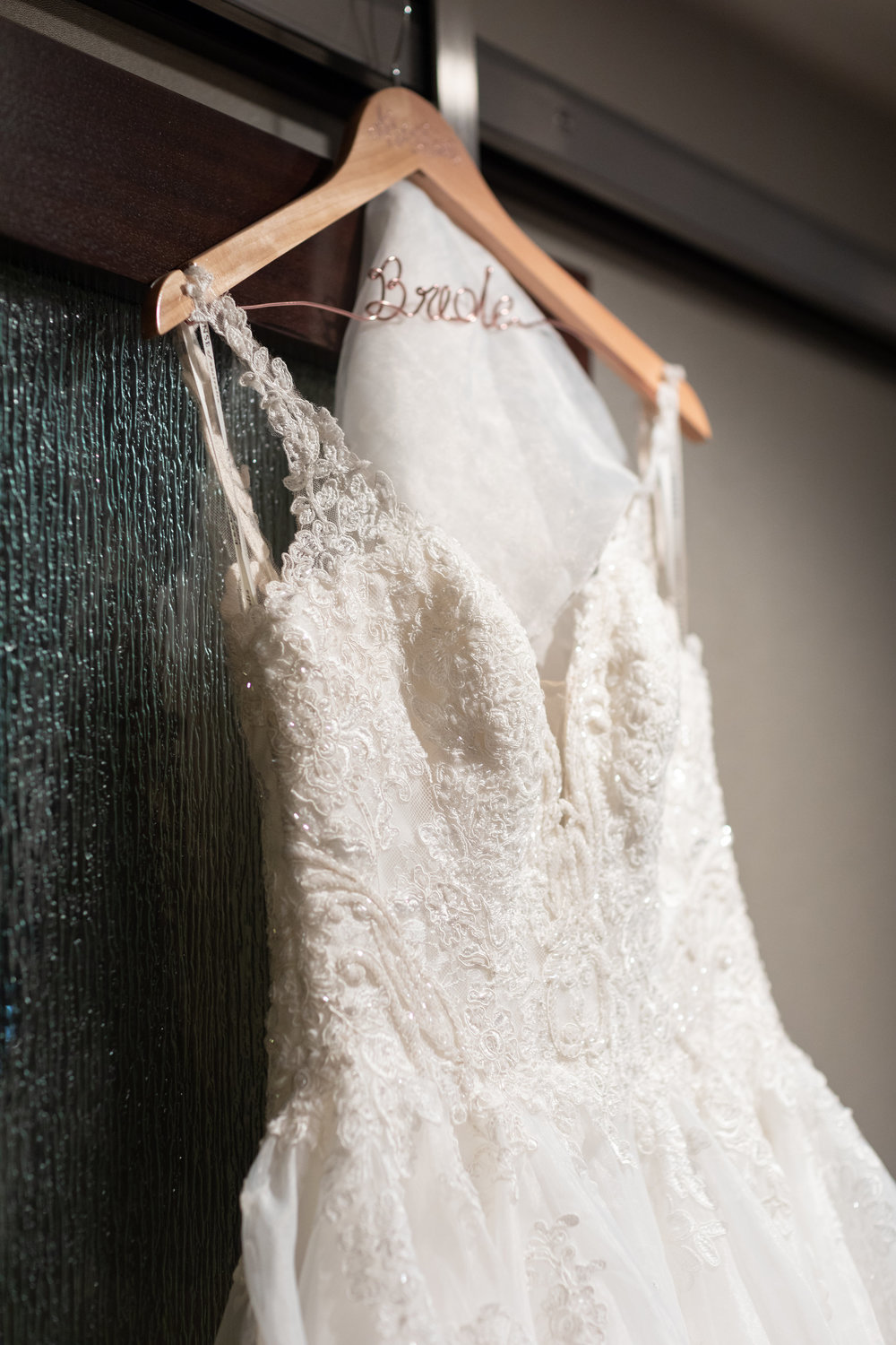 Photo of Hanging Wedding Dress.jpg