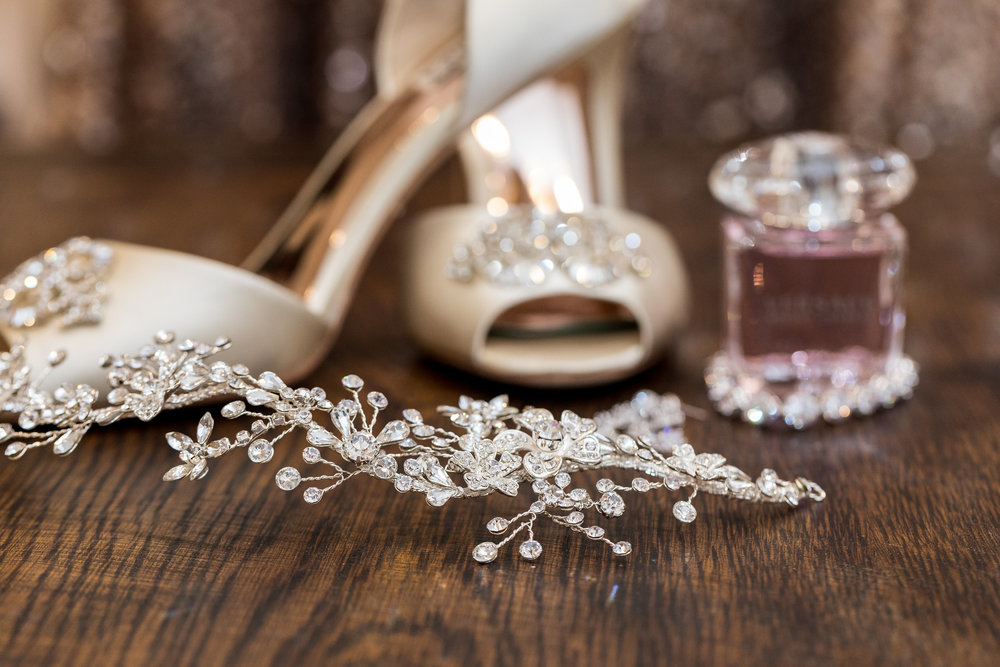 Photo of Gorgeous Wedding Details during Getting Ready Versace Perfume.jpg