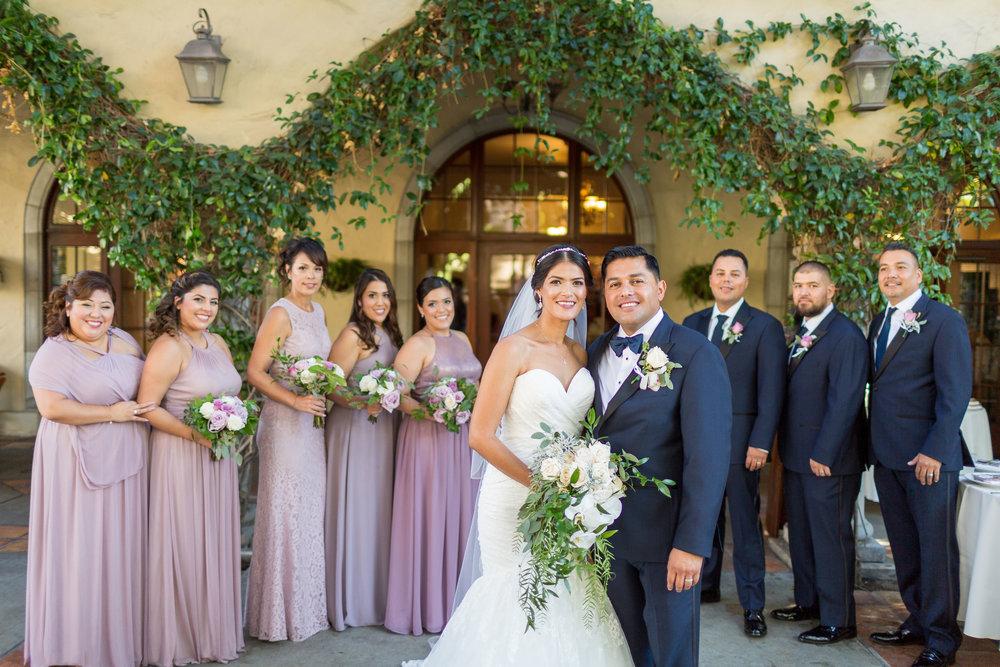 ! wedding party portrait at Green Parrot Villa.jpg