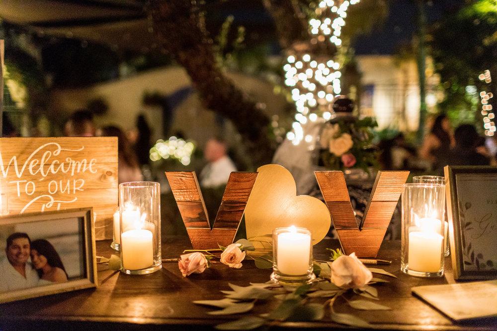 ! Evening Wedding at Green Parrot Villa.jpg