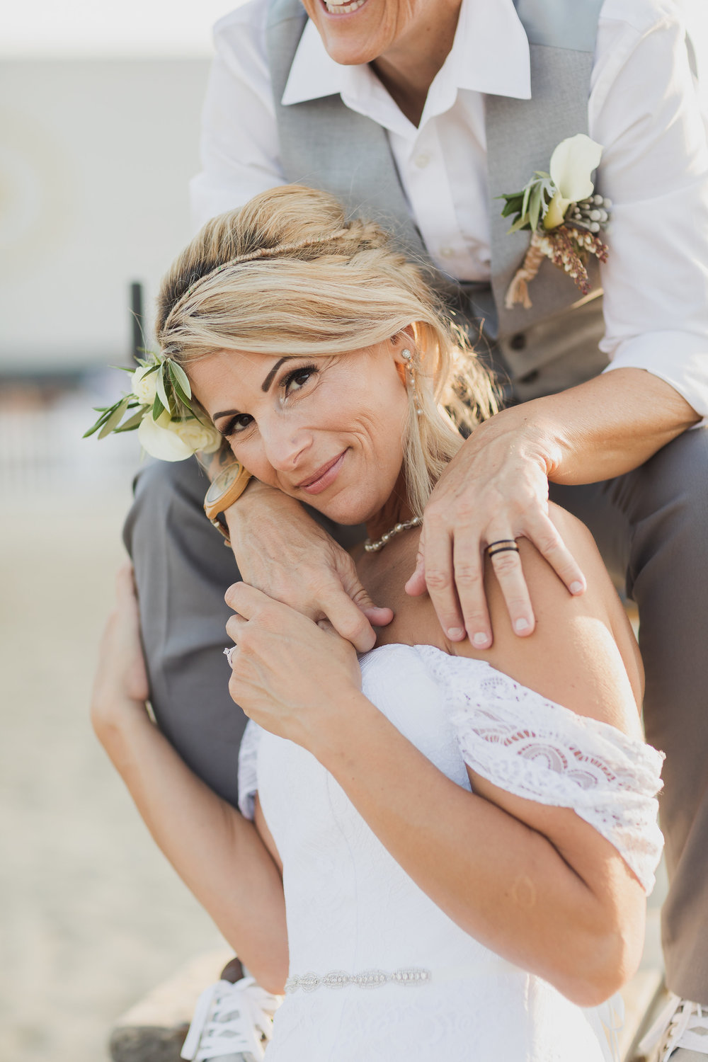 Gorgeous Beach Wedding Couple Photos.jpg