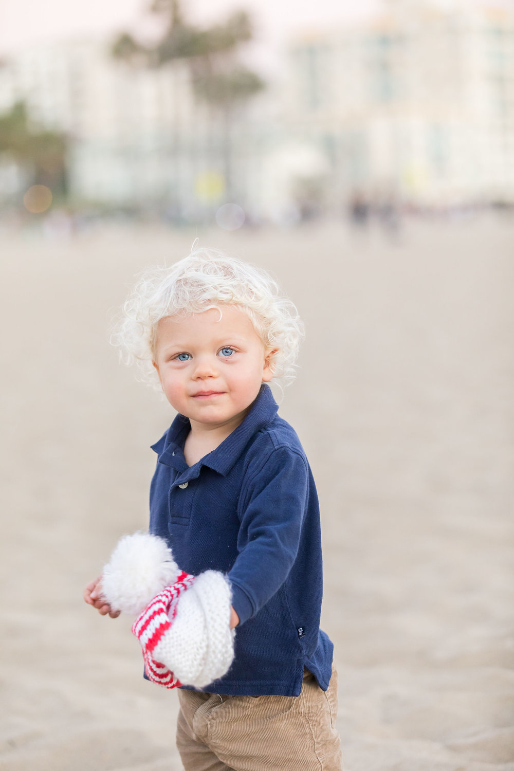 ! Baby boy holiday la beach portraits sunset session.jpg
