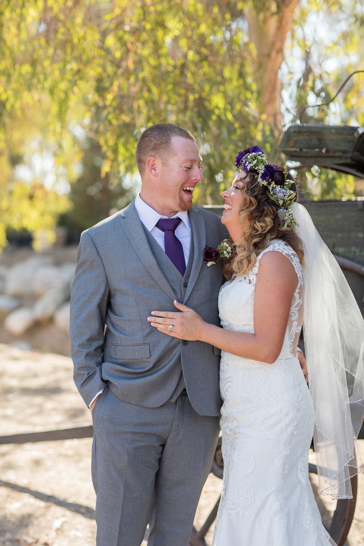 Bride and Groom Having Fun in Wedding Pictures.jpg