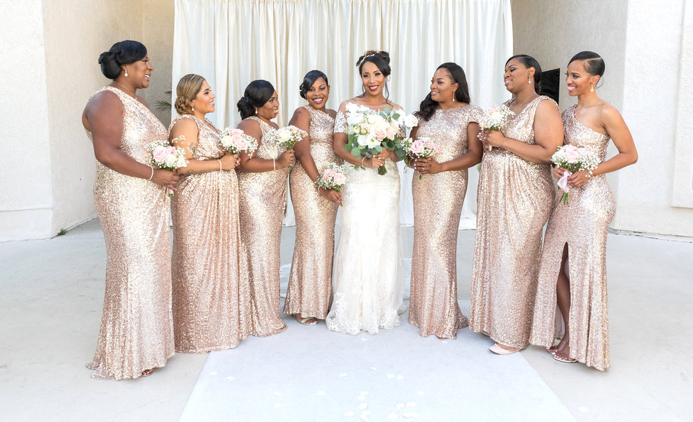 ! Beautiful Bridesmaids at the Long Beach Grand.jpg